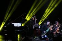 Закрытие первого международного фестиваля джаза