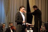 Завтра на Большой сцене гала-концерт «Музыка как судьба» в честь юбилеев Георгия Свиридова и Ирины Архиповой