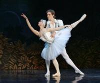 Уже в эти выходные наши зрители встретятся с артистами балета!