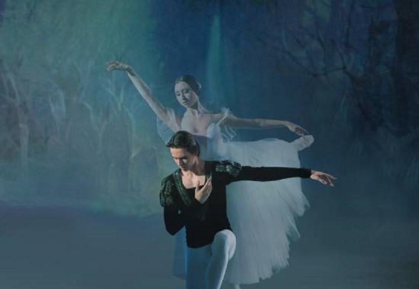 7 февраля на сцене Большого зала - «Жизель» А. Адана