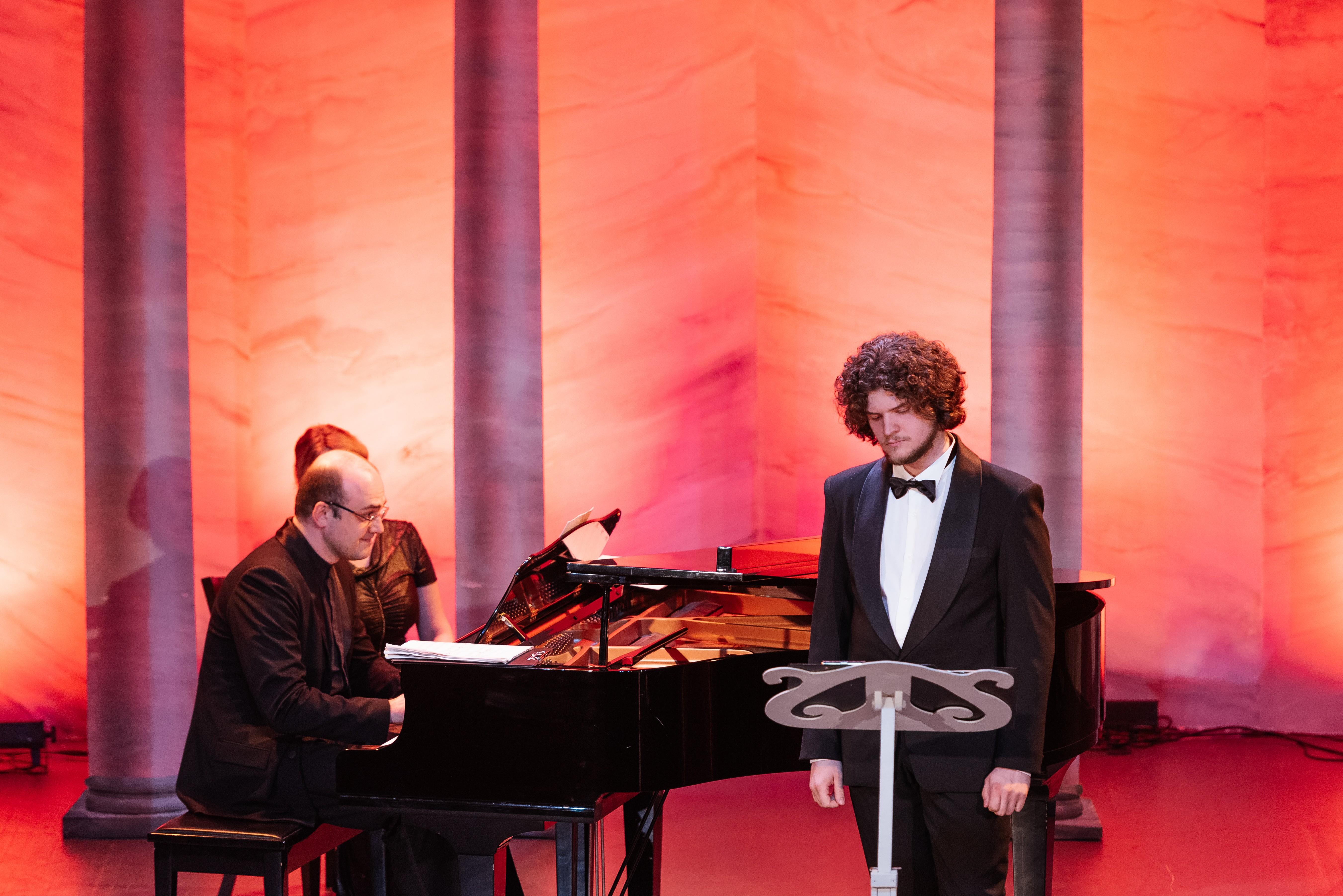 Фотоотчёт концерта «Музыкальная галерея»