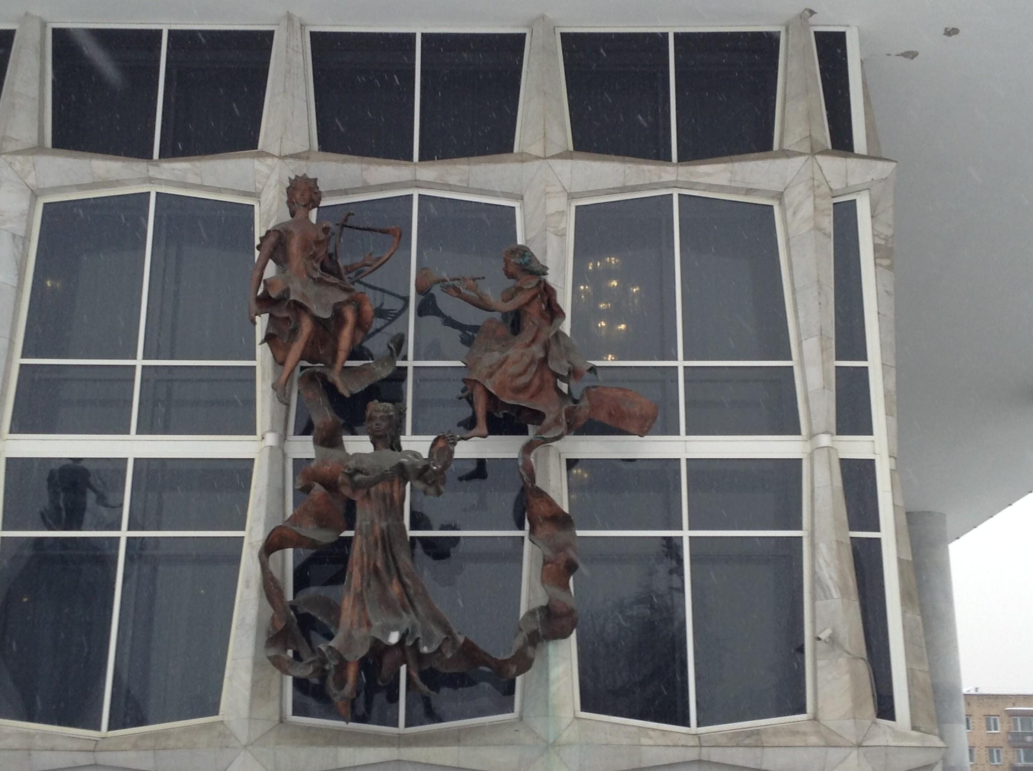 В Красноярске завершаются гастроли Астраханского театра Оперы и Балета