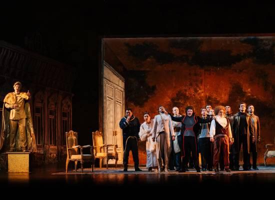 В Москве проходит Пятый фестиваль музыкальных театров «Видеть музыку»