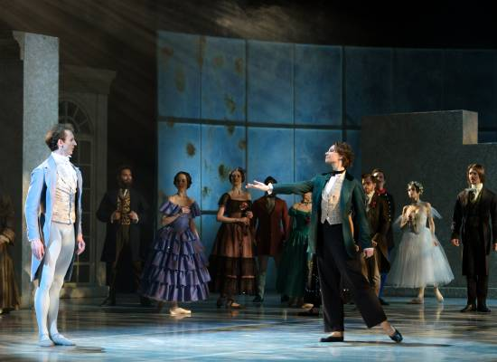 В Астрахани поставили балет о Шопене и Жорж Санд