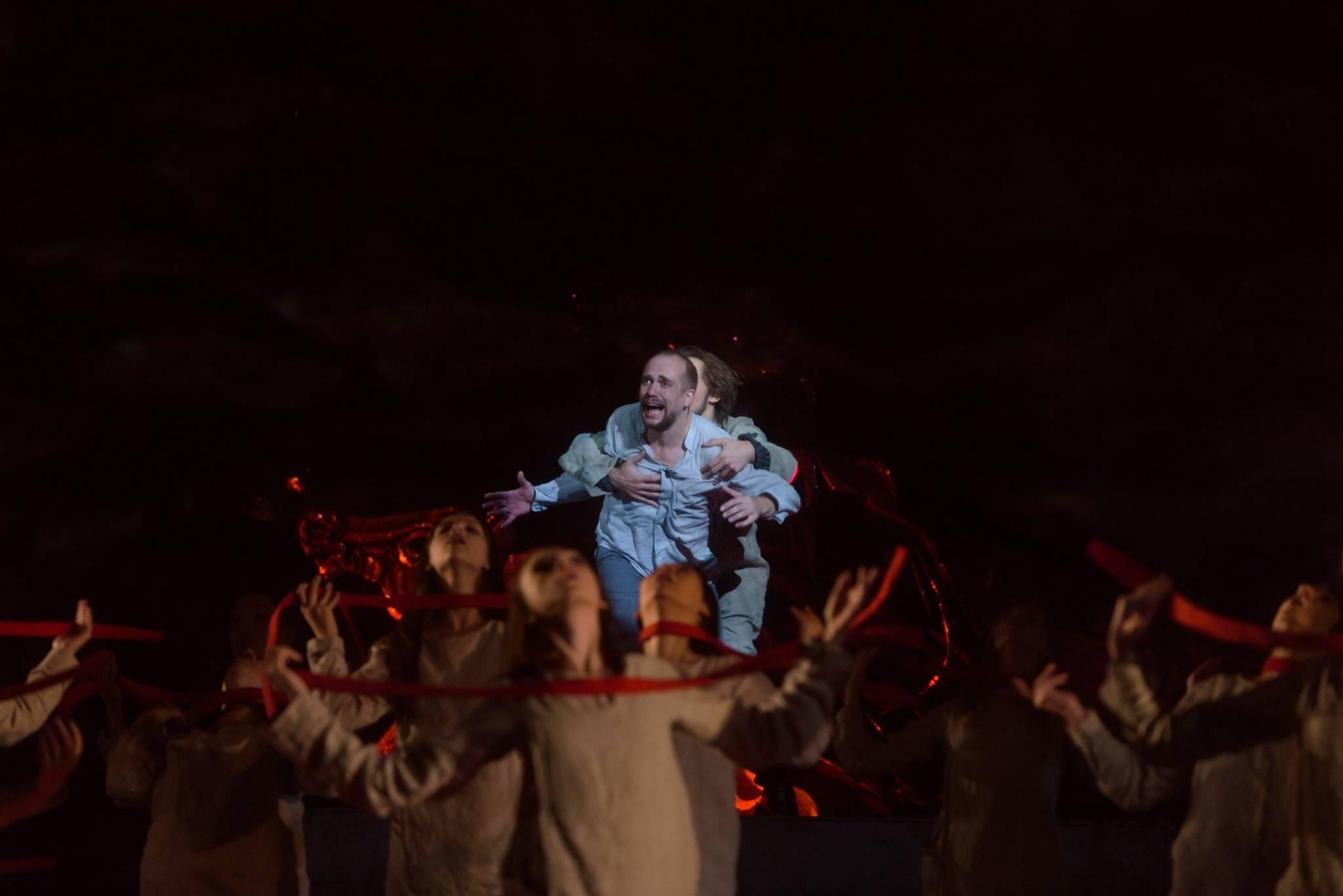 Детище французского гения на сцене Астраханского театра Оперы и Балета