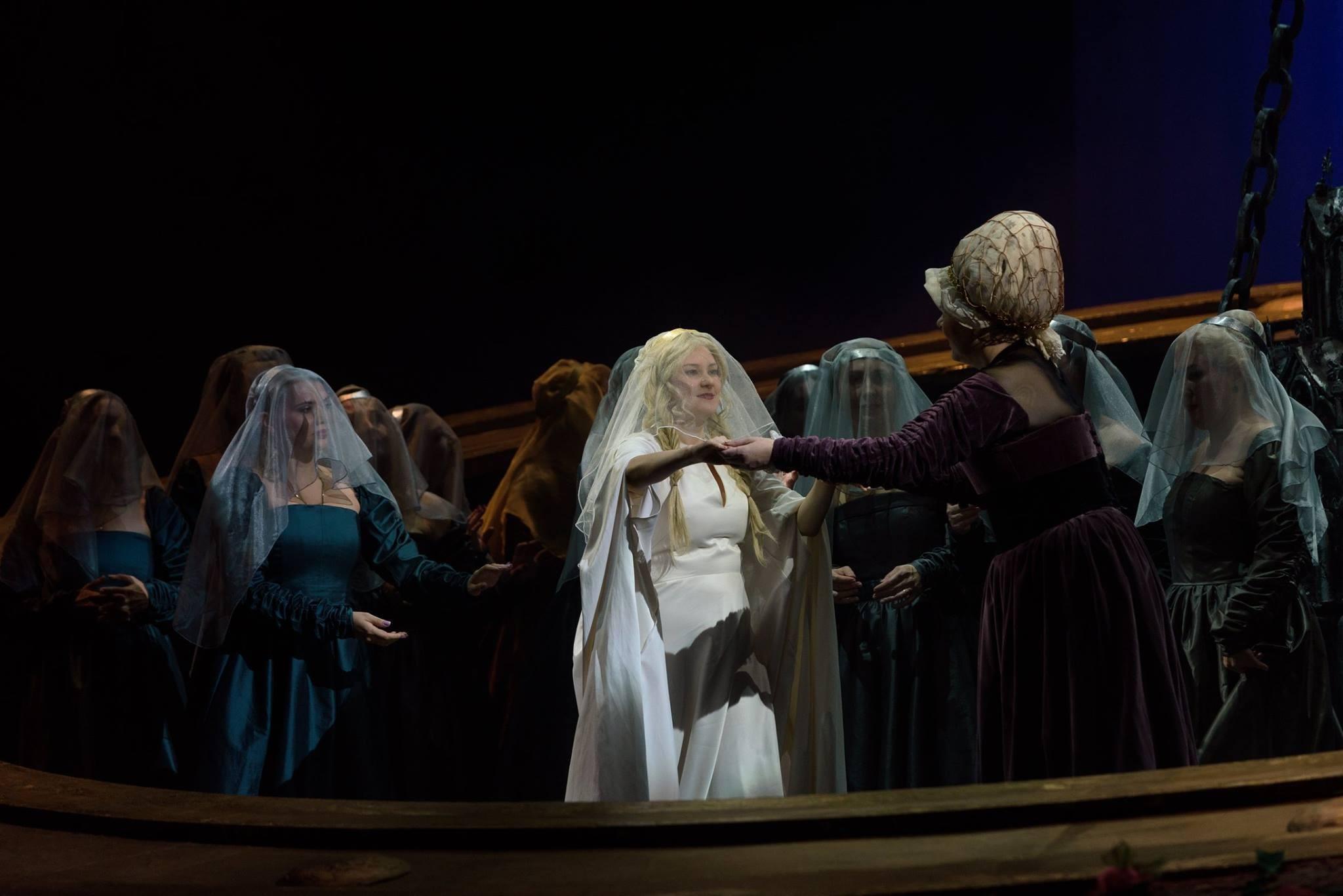 Лирическая опера «Иоланта» на сцене  Большого зала