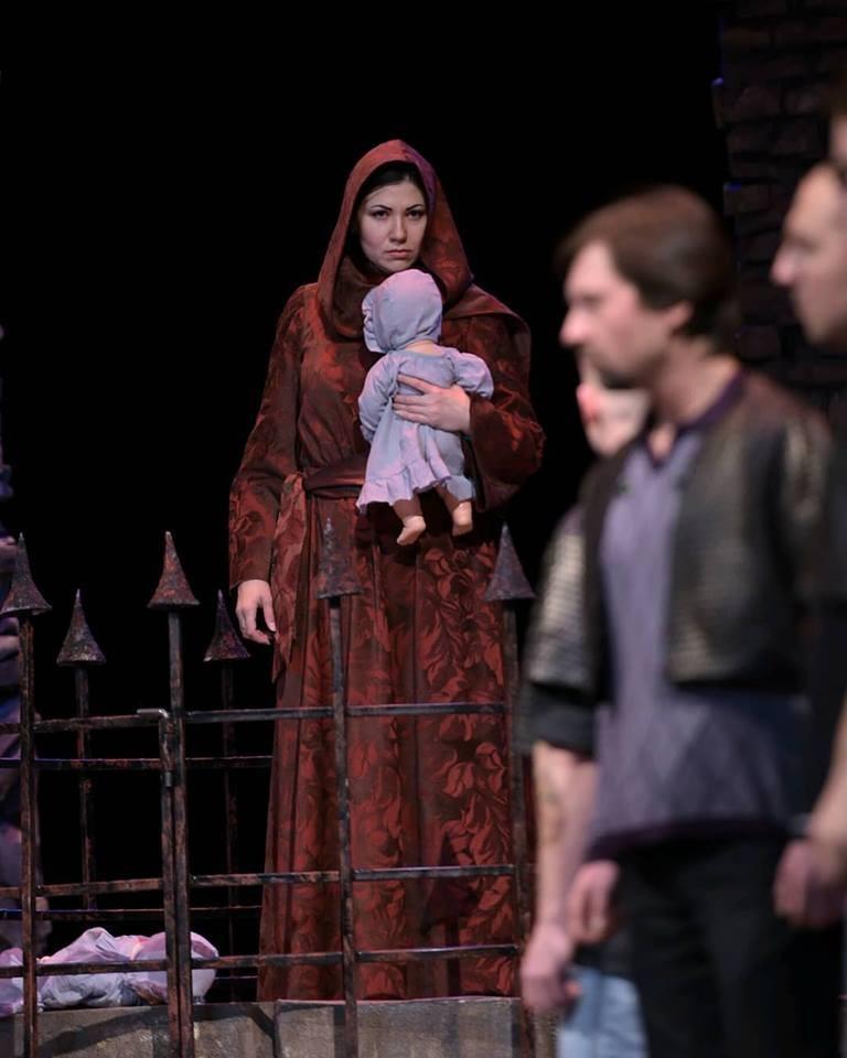 Труппа Астраханского театра Оперы и Балета готовится к гастролям в Краснодаре