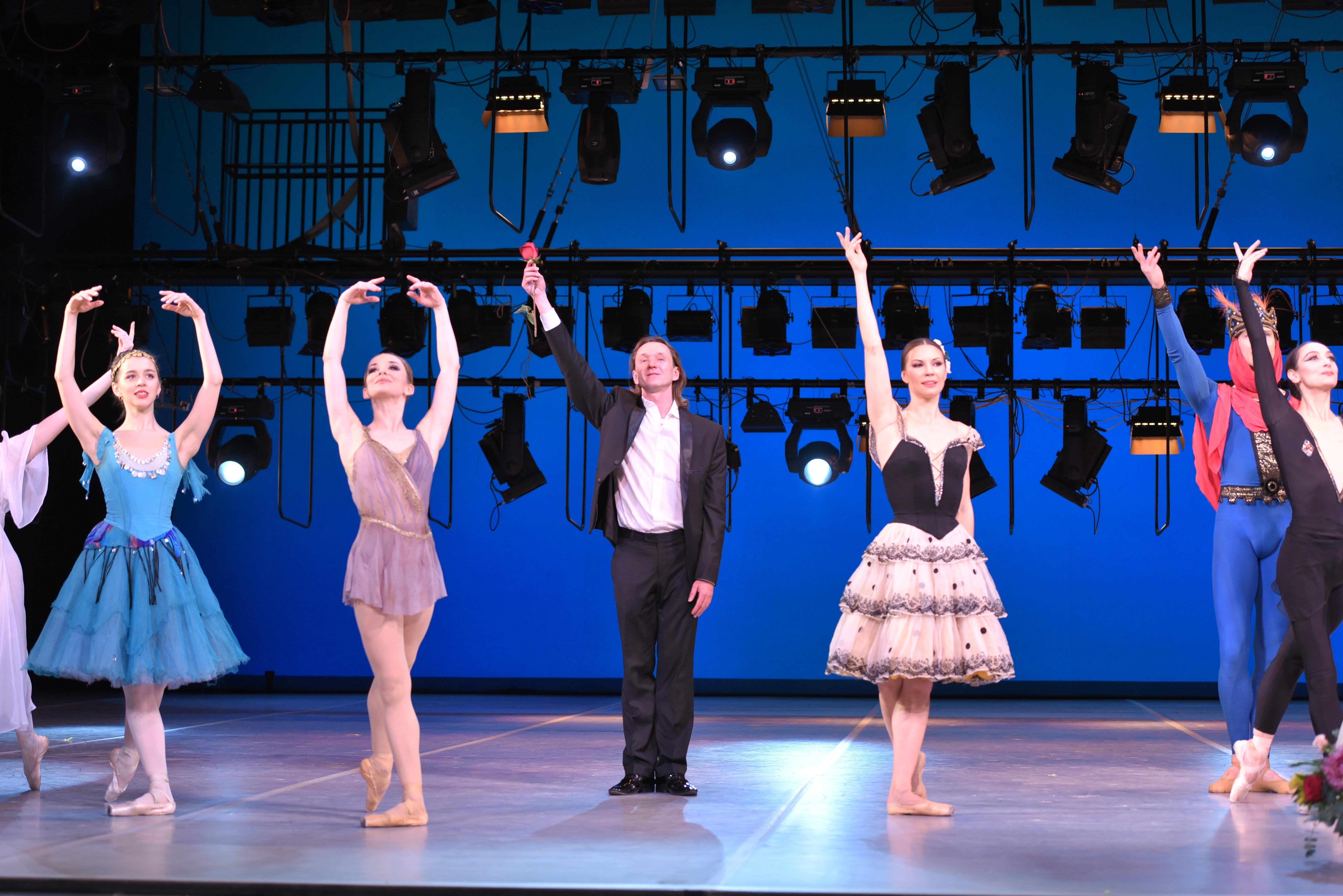 Незабытое наследие советского балета