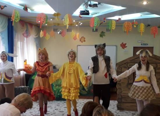 Солисты оперы детям