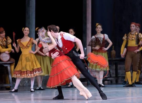 Поздравляем солистов балета с успешным дебютом