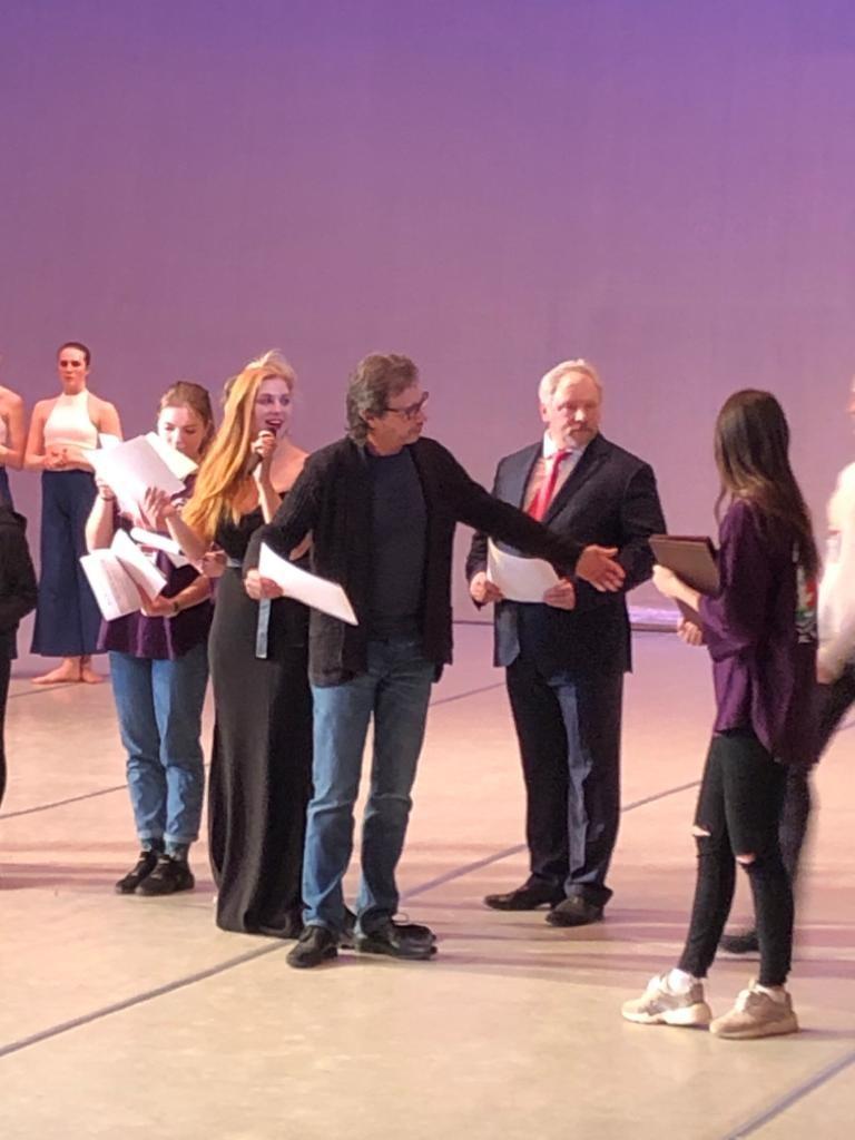 В Москве прошёл VI международный фестиваль - конкурс Dance Moscow
