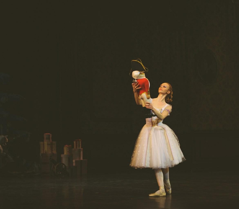 """Сегодня на Большой сцене балет Петра Чайковского """"Щелкунчик""""!"""