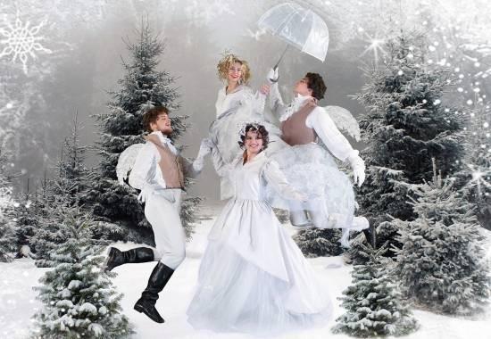 «Снежный бал в Опере»
