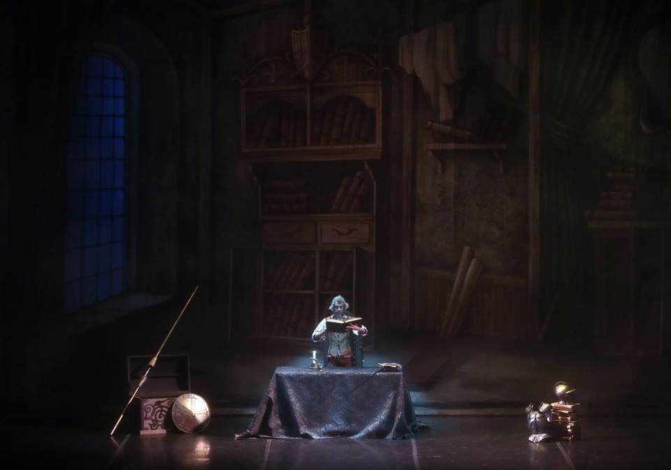 Жемчужина классического репертуара на сцене Большого зала