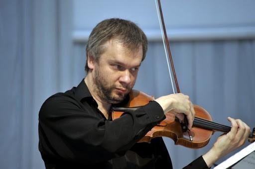 30 сентября в Астрахани  выступит известный скрипач Александр Тростянский
