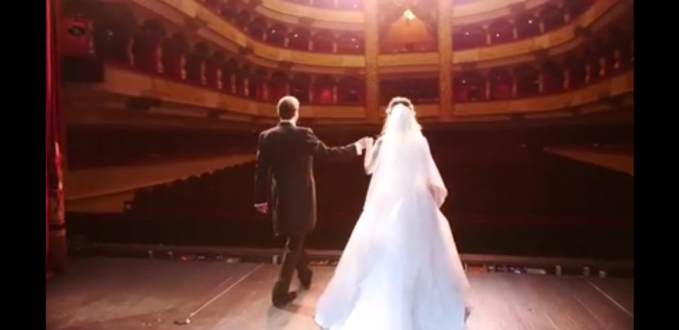 """Премьера оперы  Моцарта """"Свадьба Фигаро"""""""