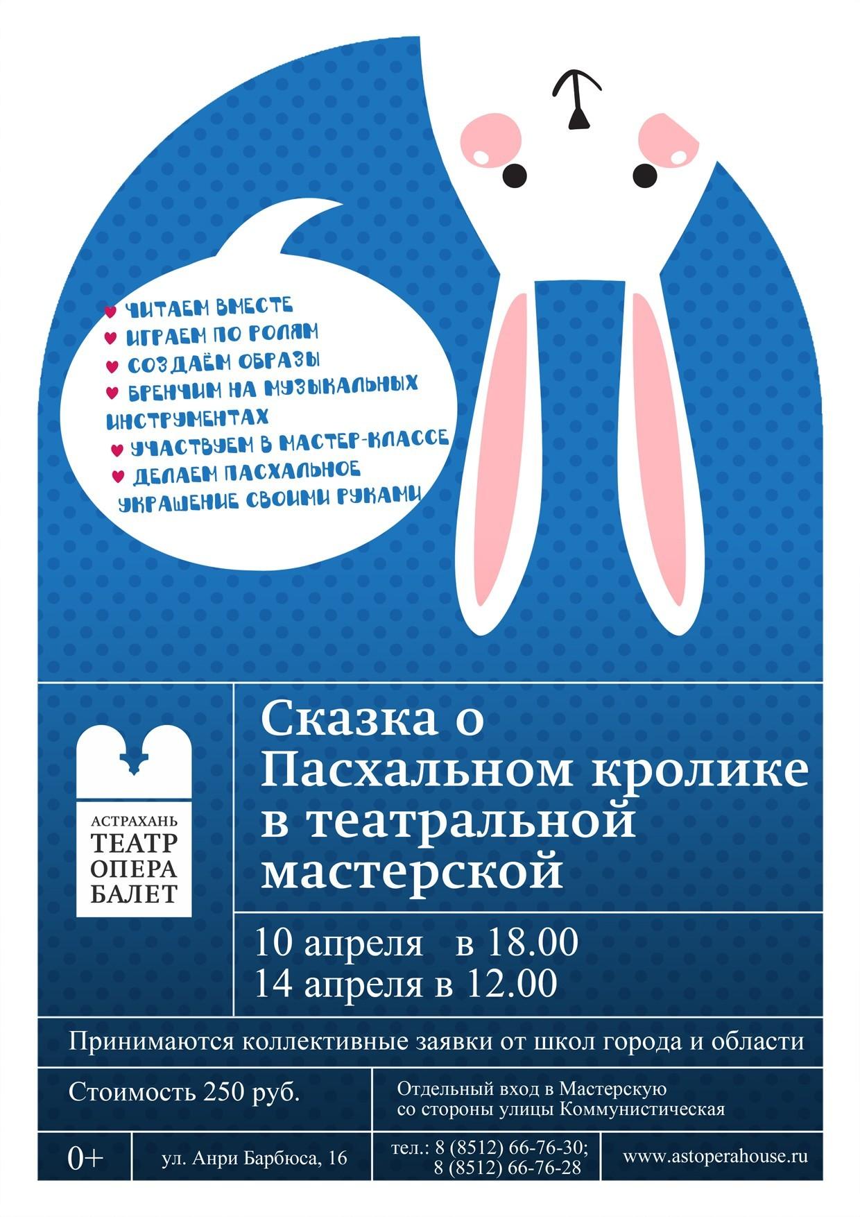 «Сказка о Пасхальном кролике»