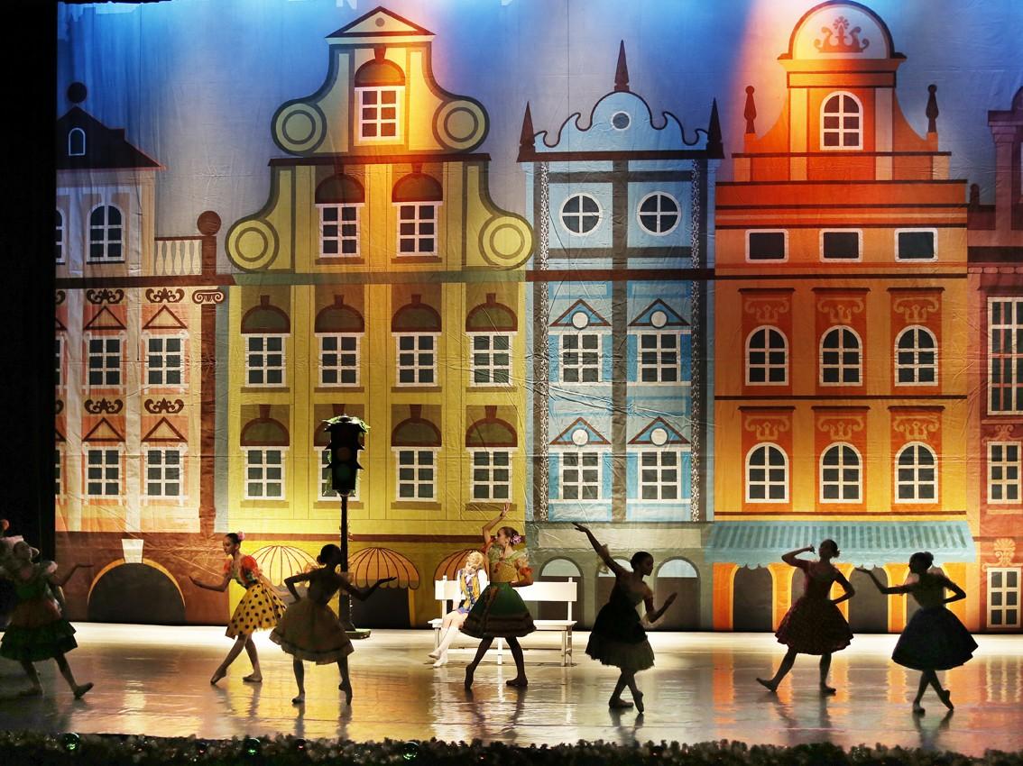 Донбасс Опера везет свои лучшие репертуарные спектакли