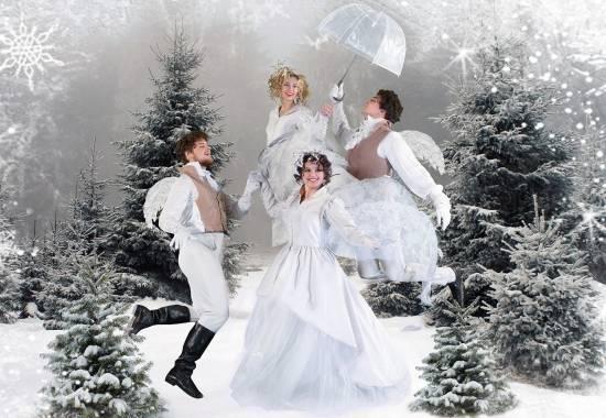 """Праздничный концерт """"Снежный Бал в Опере"""""""