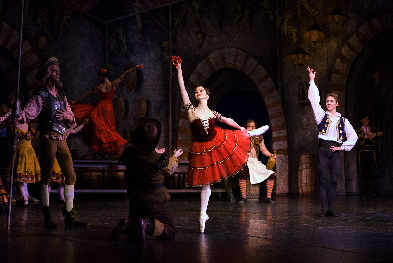 9 февраля на сцене астраханского театра Оперы и Балета— балет «Дон Кихот»