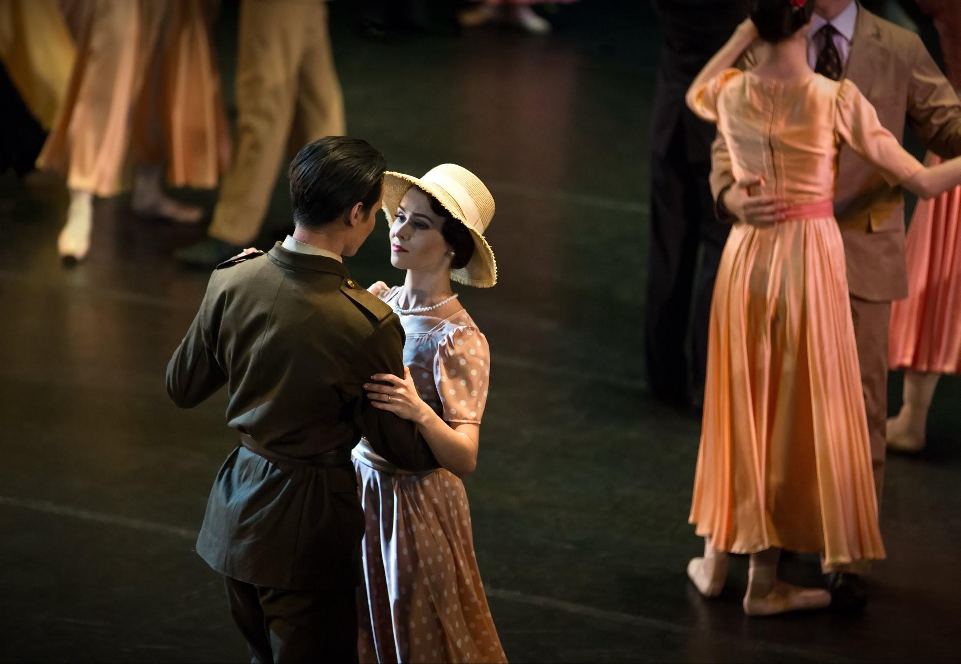 Трансляция балета «Крёстный отец»