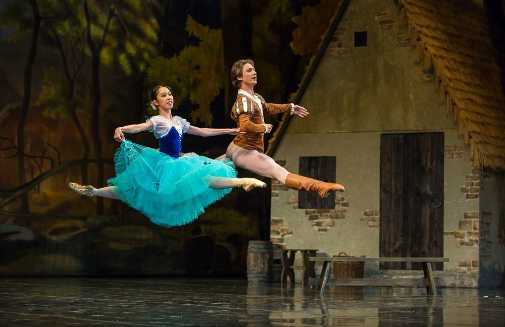 6 февраля на сцене Большого зала - «Жизель» А. Адана