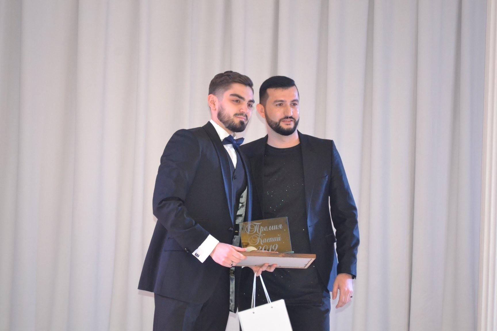 В Астрахани назвали имена победителей «Премии Каспий 2019»