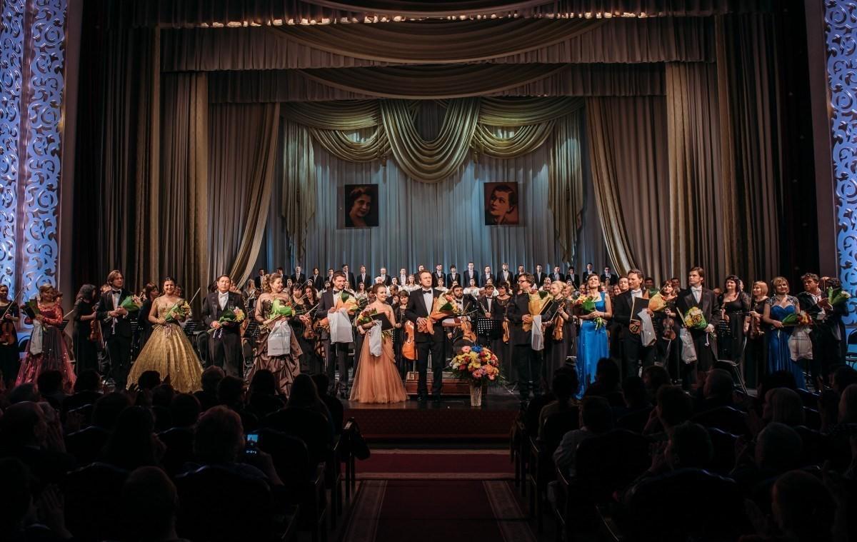 Приглашаем на закрытие  XV Международного фестиваля вокального искусства имени Валерии Барсовой и Марии Максаковой