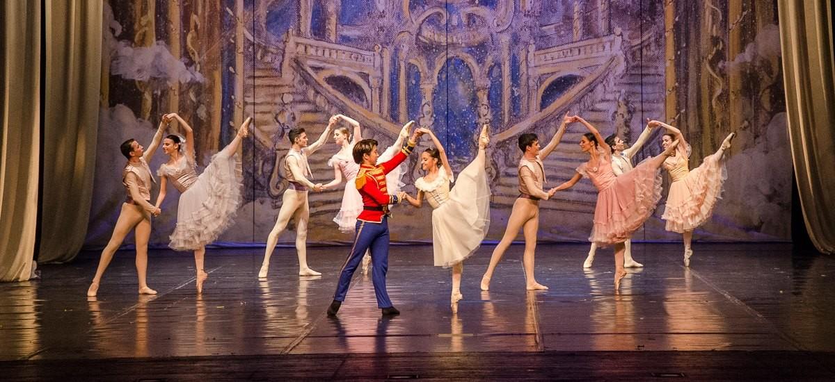 Русский балет в Болгарии