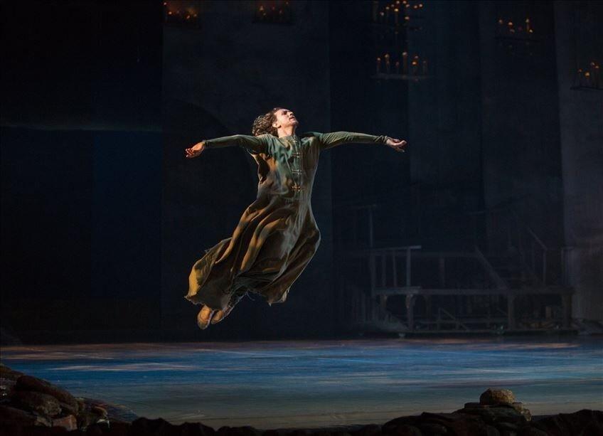 Только 23 и 24 сентября театр Оперы и Балета приглашает на балет «Андрей Рублёв»