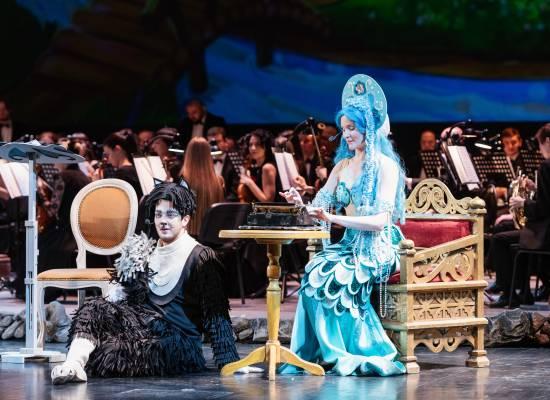 Музыкальная экскурсия «Сказки Пушкина»