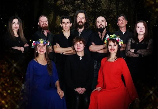Концерт коллектива LOGAN EPIC CANTO