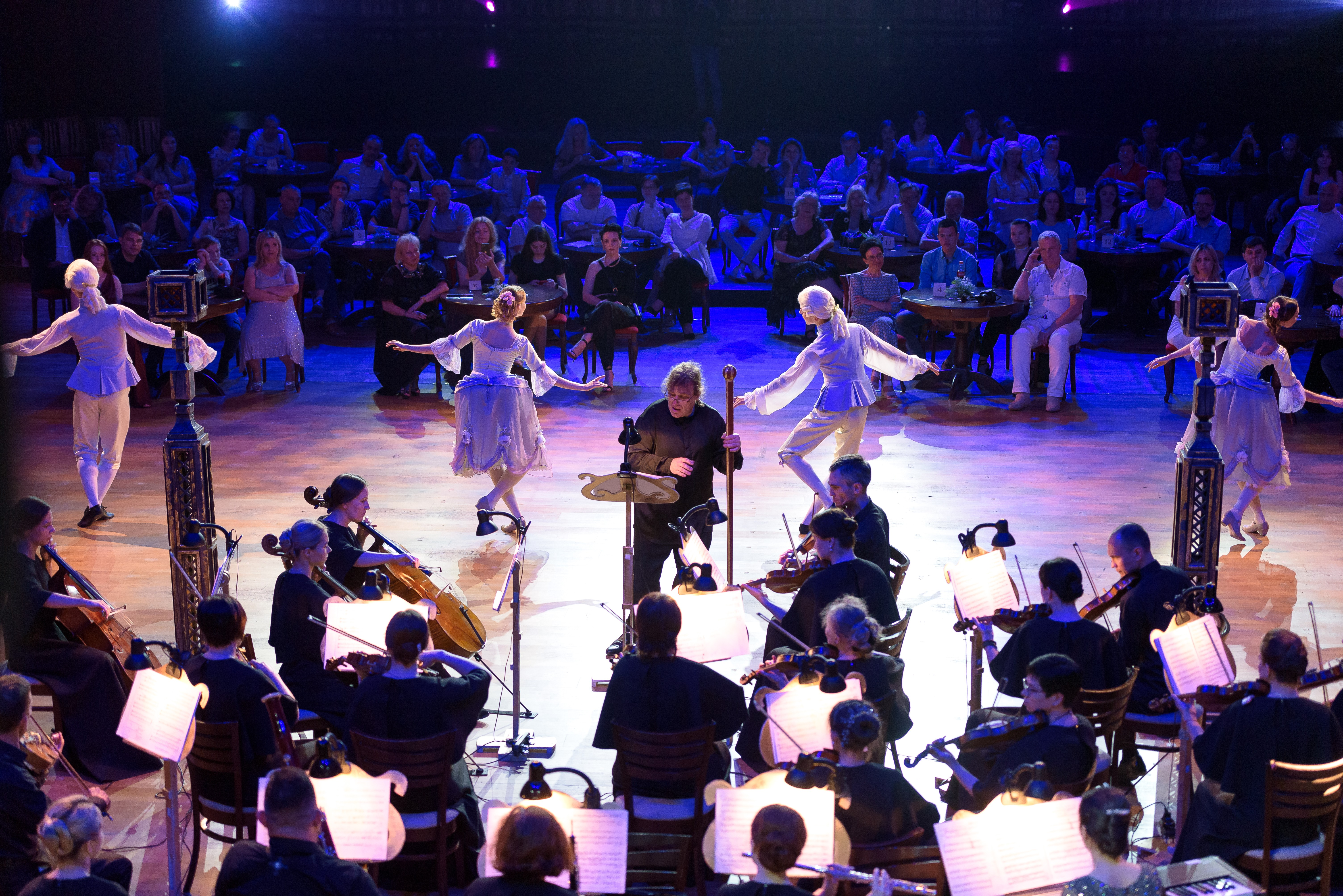 Великолепие барочной музыки в волшебную майскую ночь