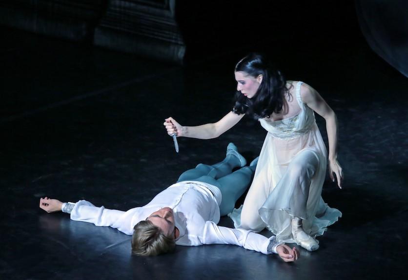 Балетная труппа театра покидает астраханского зрителя