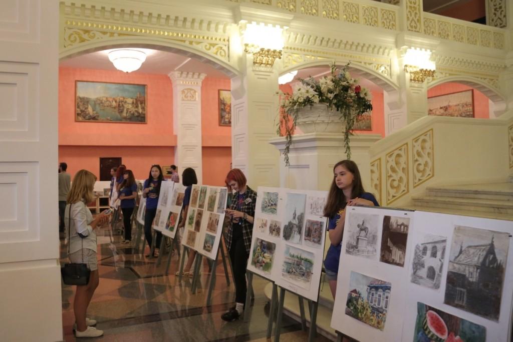 Астраханский театр Оперы и Балета встретит талантливых детей