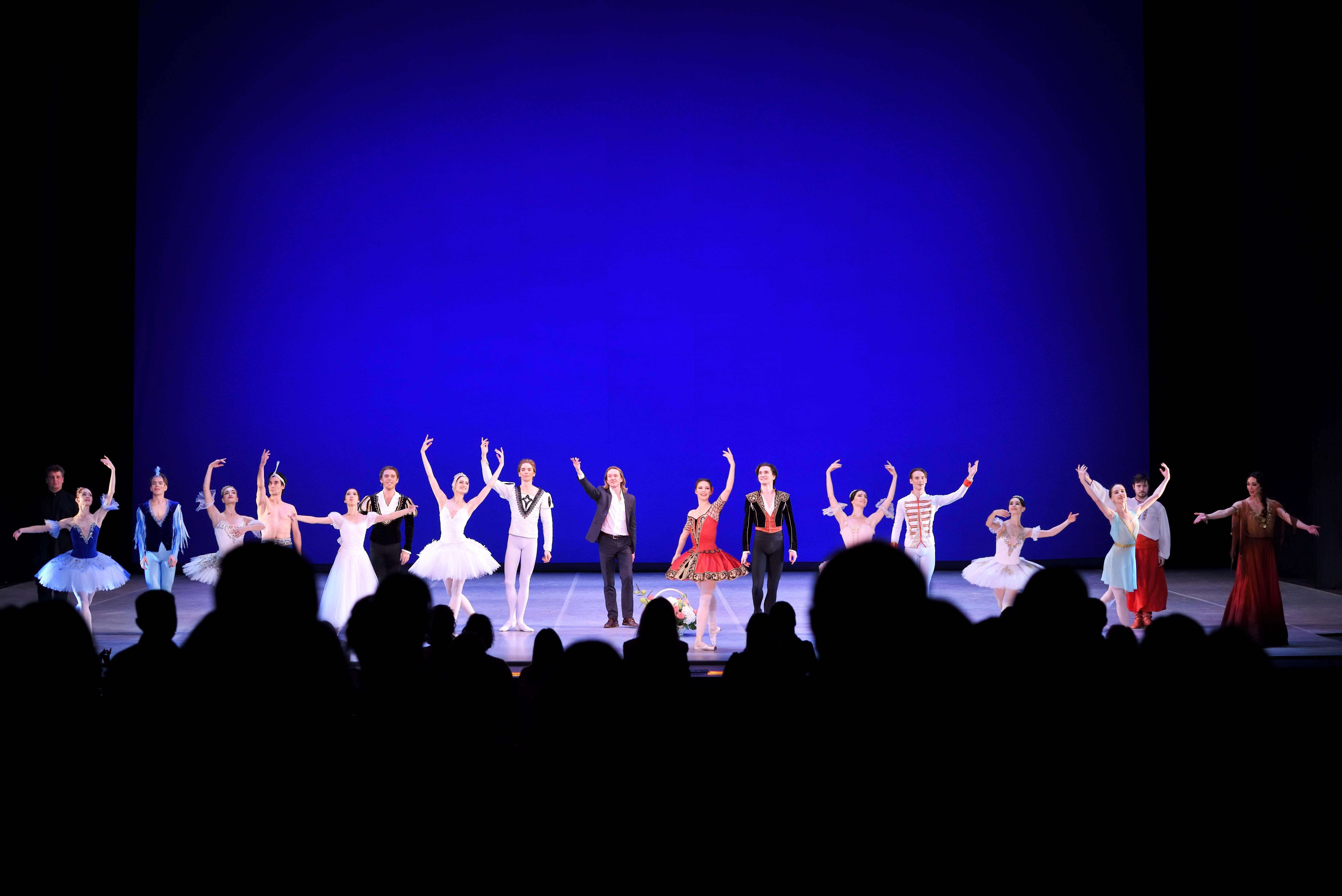 Незабываемый гала — концерт «Шедевры мирового балета»