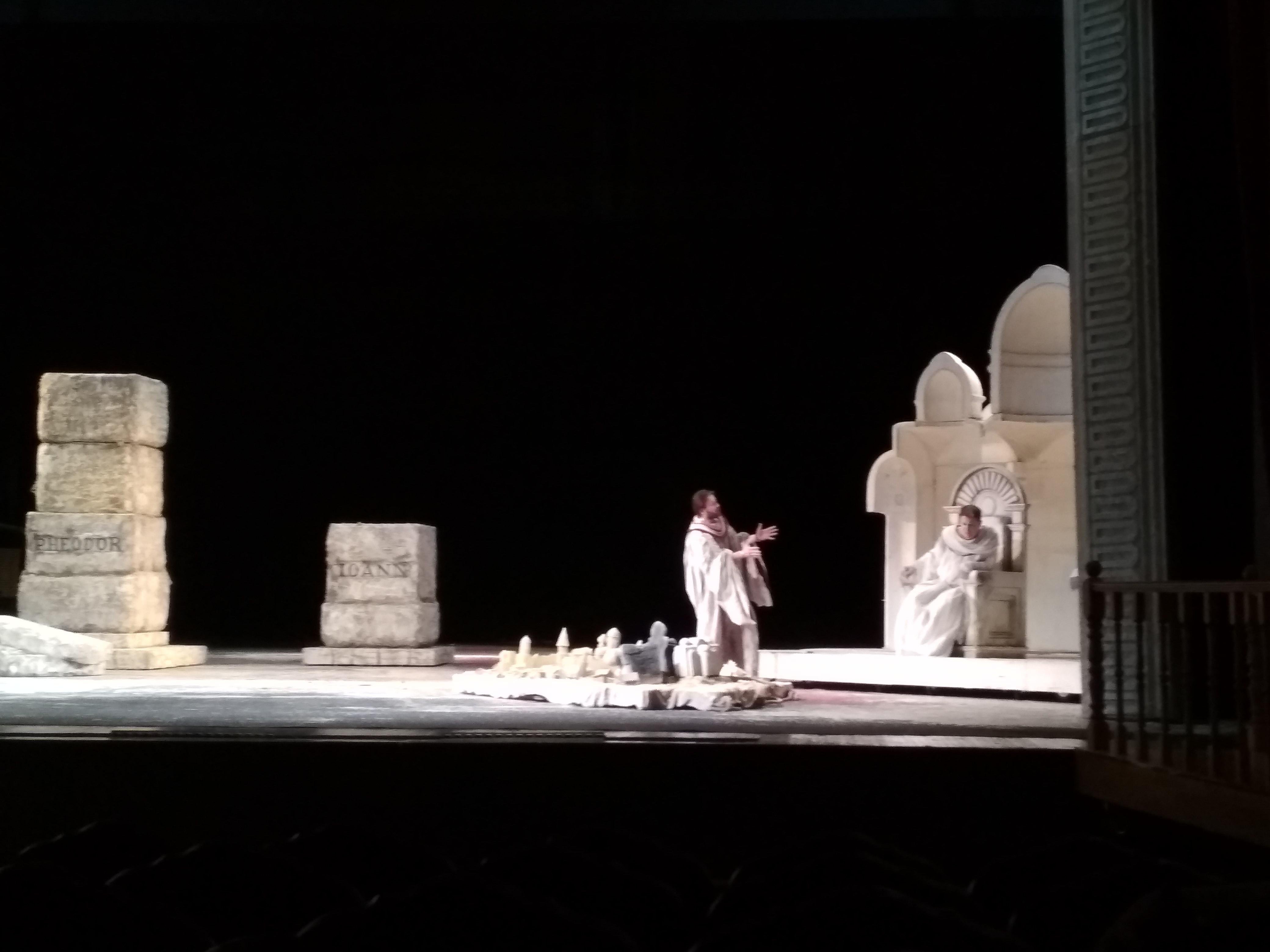 Через два дня опера М. Мусоргского «Борис Годунов» на сцене Астраханского театра Оперы и Балета