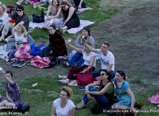 После длительного перерыва фестиваль «Музыка на траве» вновь возвращается