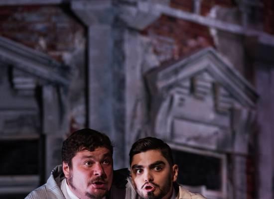 Астраханский театр Оперы и Балета приглашает на премьеру оперы «Ревизор» Владимира Дашкевича и Юлия Кима
