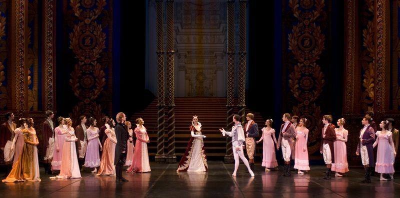 Балет «Лебединое озеро» ждёт своих зрителей 10 октября