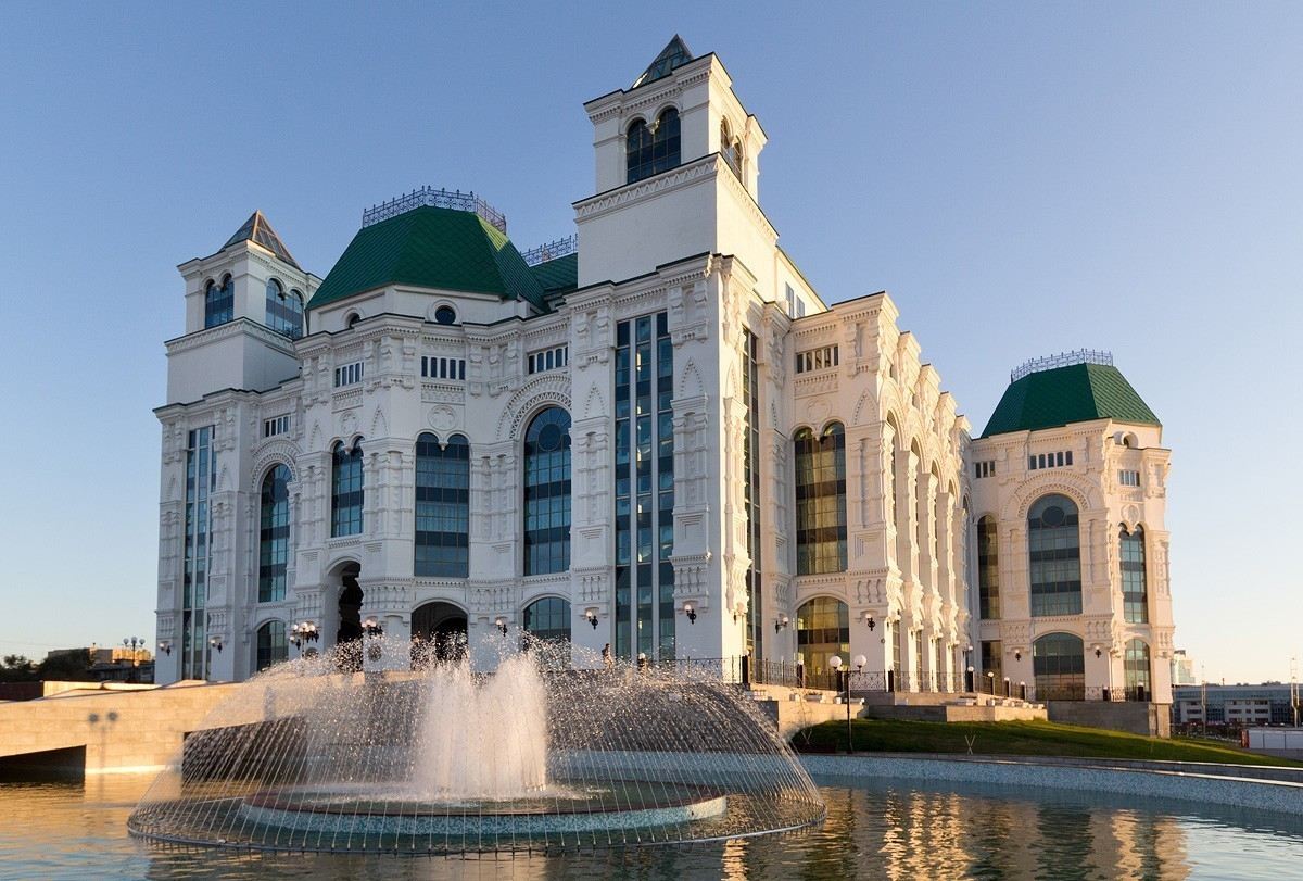 Проект Астраханского театра Оперы и Балета выиграл грант