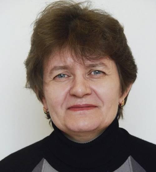 Круговова Валентина Дмитриевна