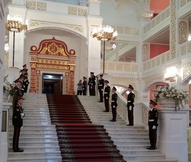 Ежегодно 10ноября вРоссии отмечается День российской полиции