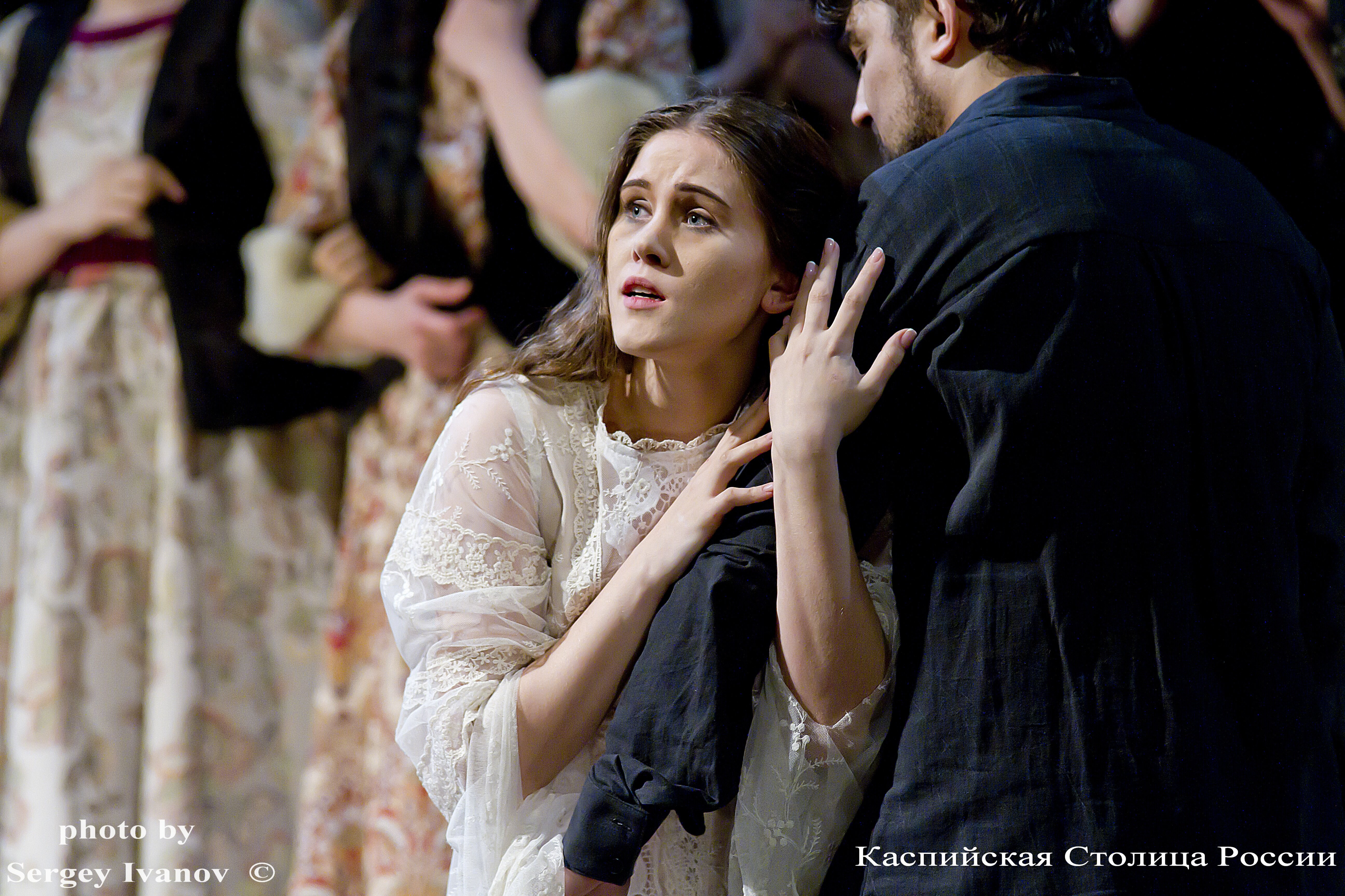 Премьера! 28 и 29 апреля на сцене Большого зала - «Царская невеста» Н. Римского — Корсакова