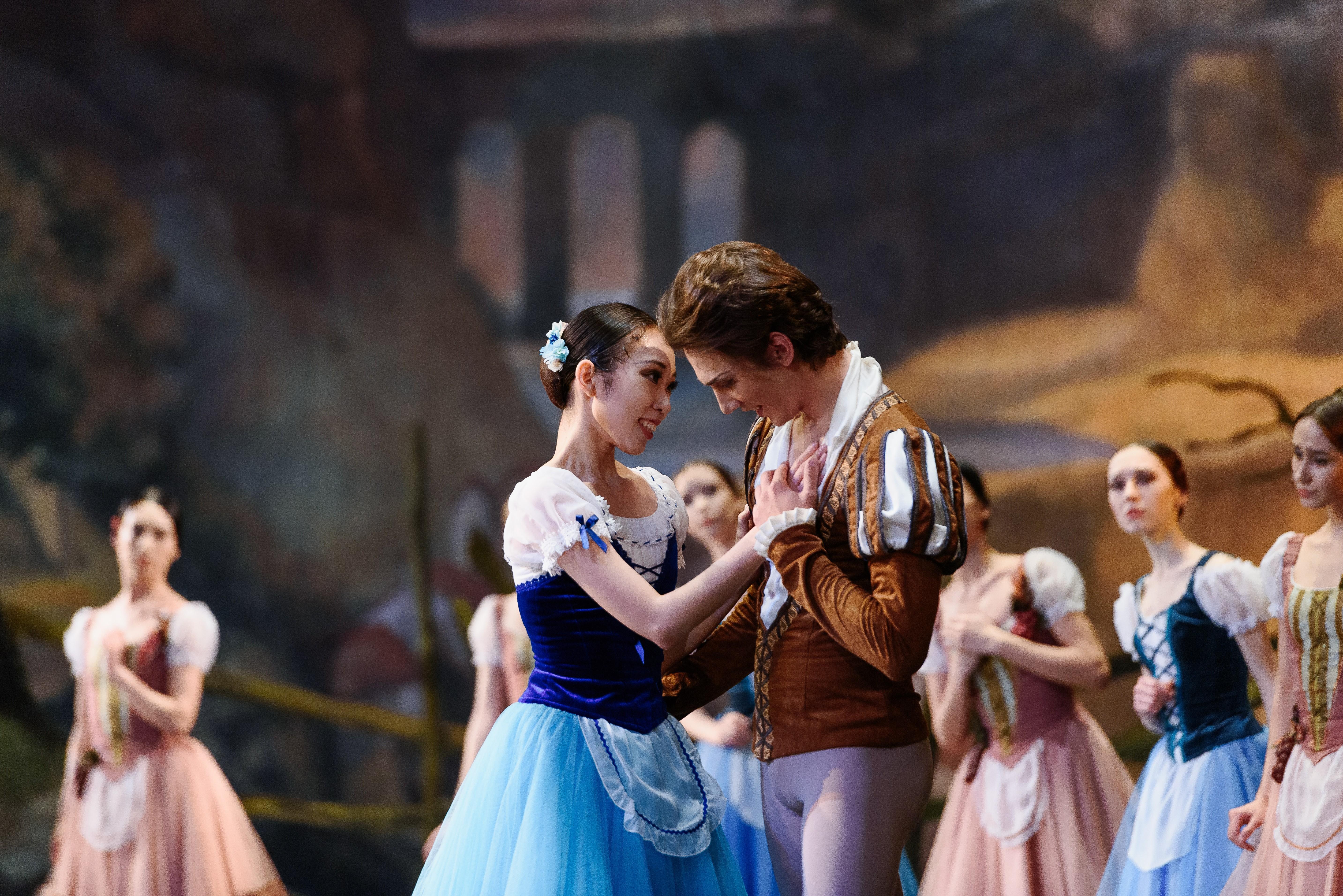 22 сентября на сцене Большого зала - «Жизель» А. Адана