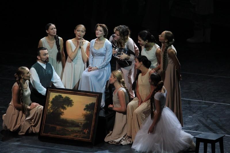 Театр им. Евгения Вахтангова впервые представит свой спектакль на сцене Астраханского театра Оперы и Балета