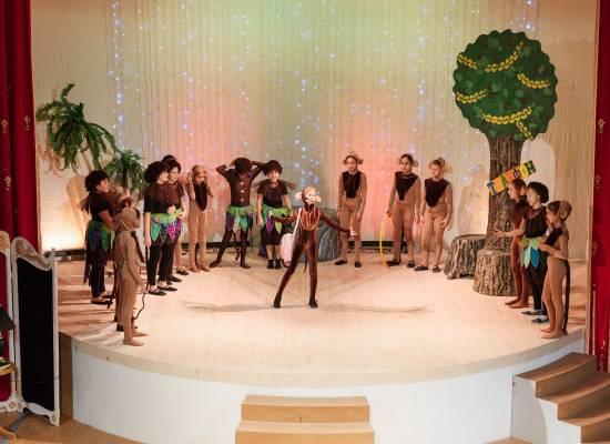 Триумфальное завершение летней смены «Театральных каникул»