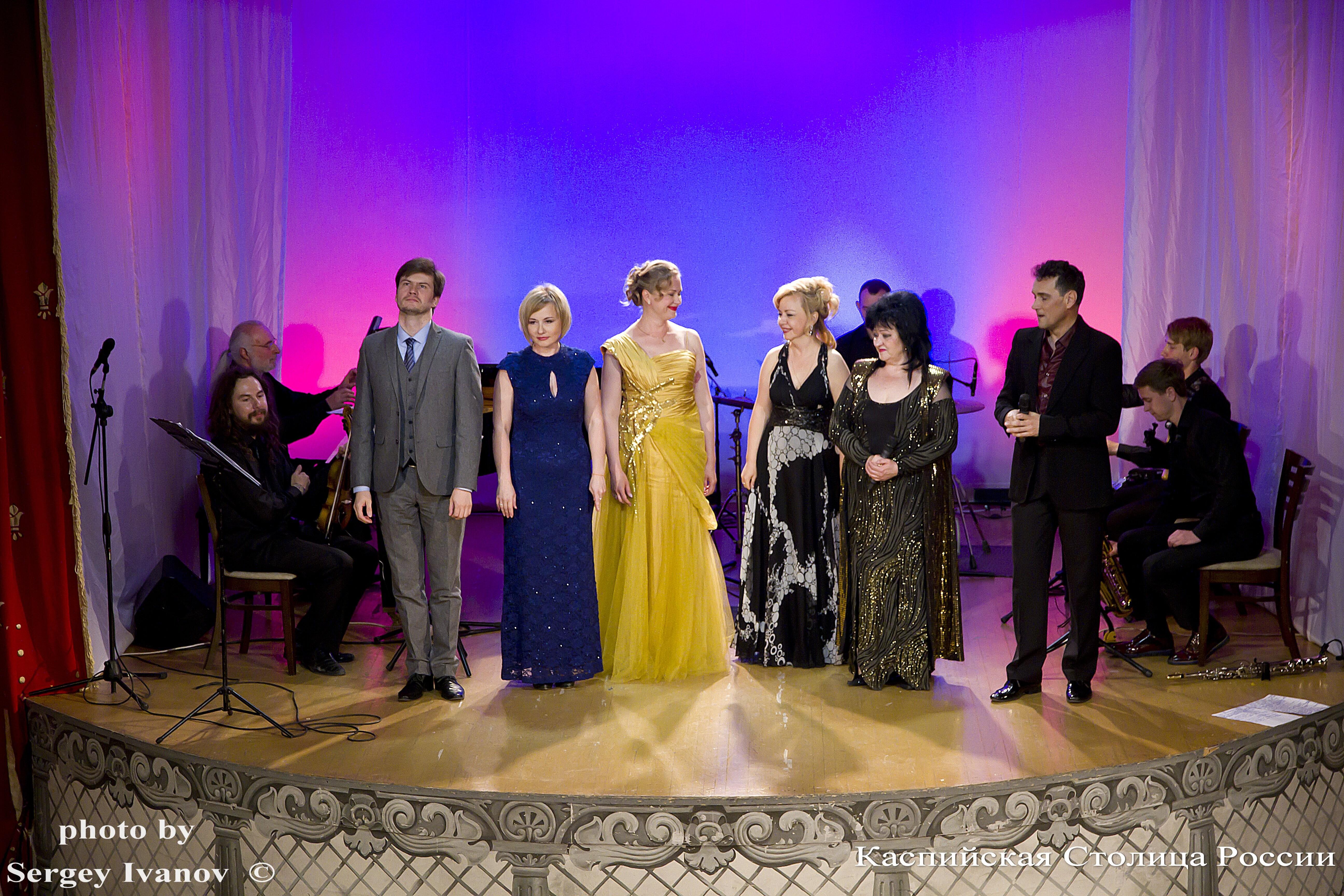 Фотоотчёт концертной программы