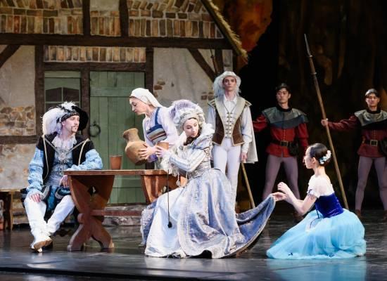 Балет  «Жизель»  ждёт своих зрителей