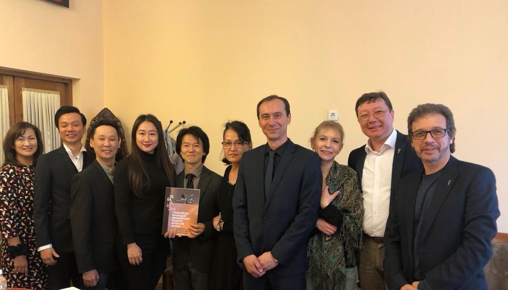 В Улан — Удэ завершился первый российско-японский евразийский конкурс артистов балета